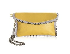 Lexi Clutch in Lime