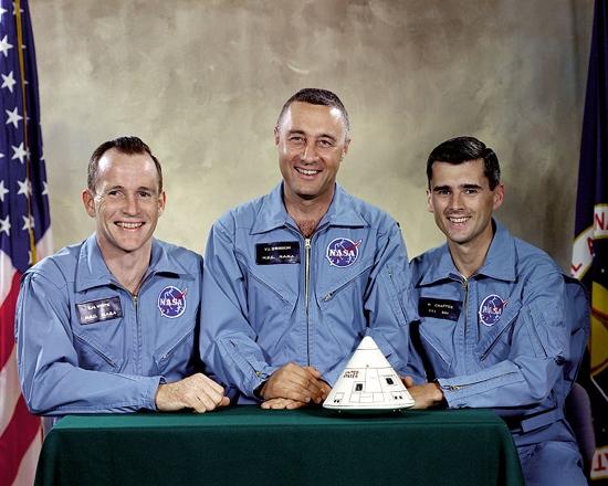 NASA Apollo 1 crew