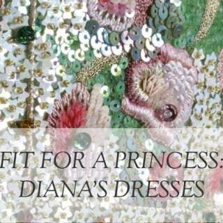 Fit for a Princess: Diana's dress auction