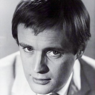 David McCallum with terrible hair, 1960s