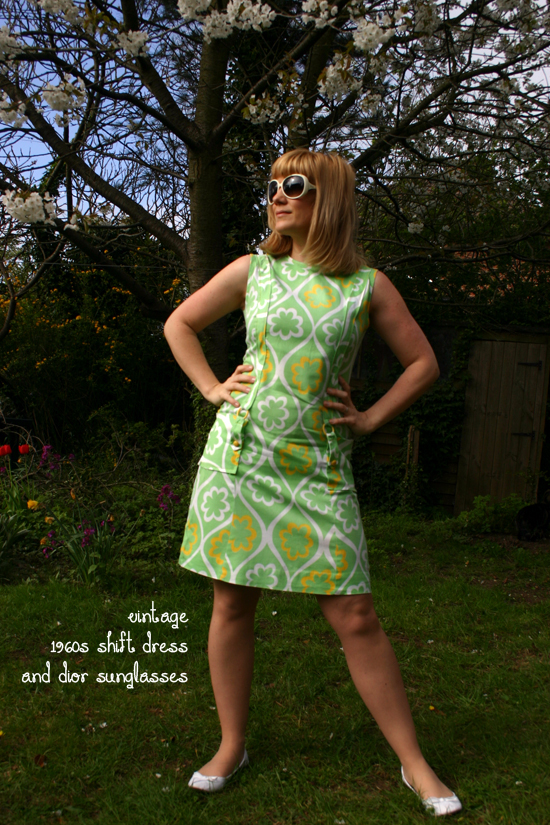 vintage blog: 1960s outfit