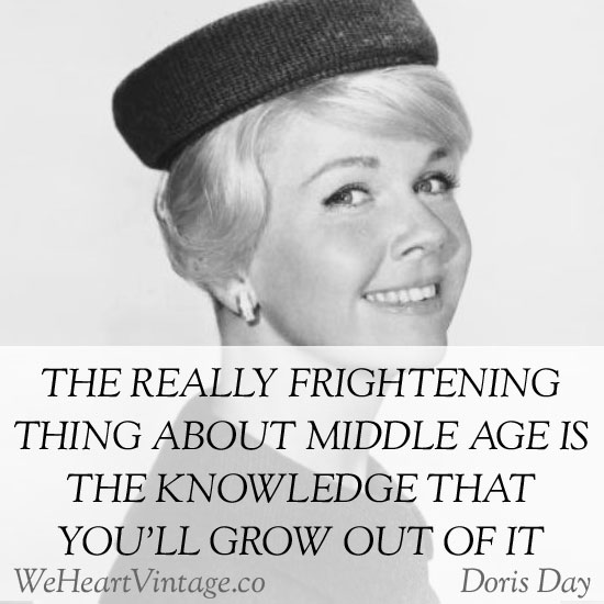 Doris Day Quote