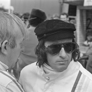 70s Style Icons: Jackie Stewart