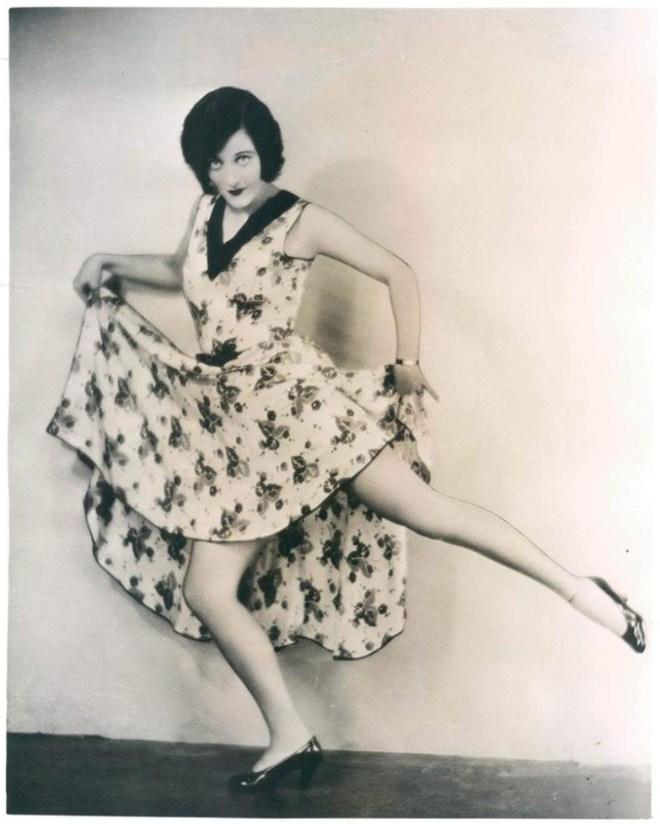 Joan Crawford dancing, 1930s