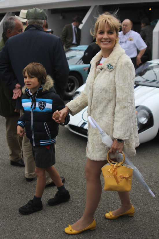 My vintage: Goodwood Revival outfits