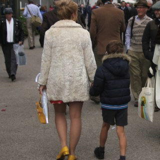 My vintage: Goodwood Revival outfits galore