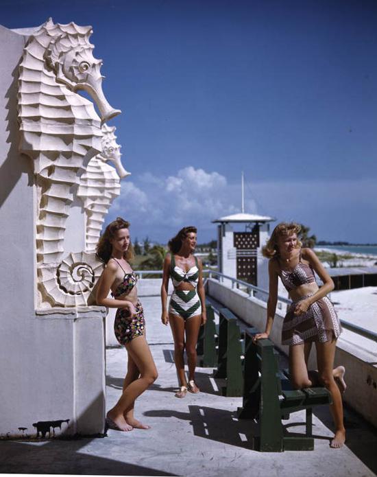 1940s bikinis