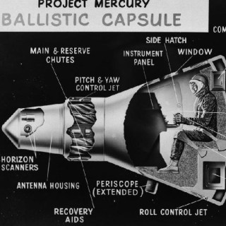 The Future of Space Travel, in the 1950s