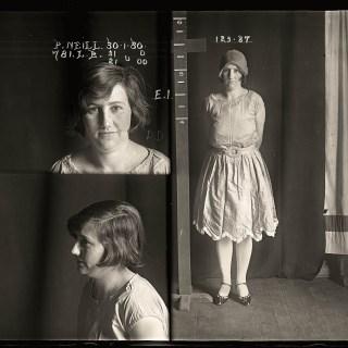 Femme fatale: The stylish female criminals of Australia, 1920s