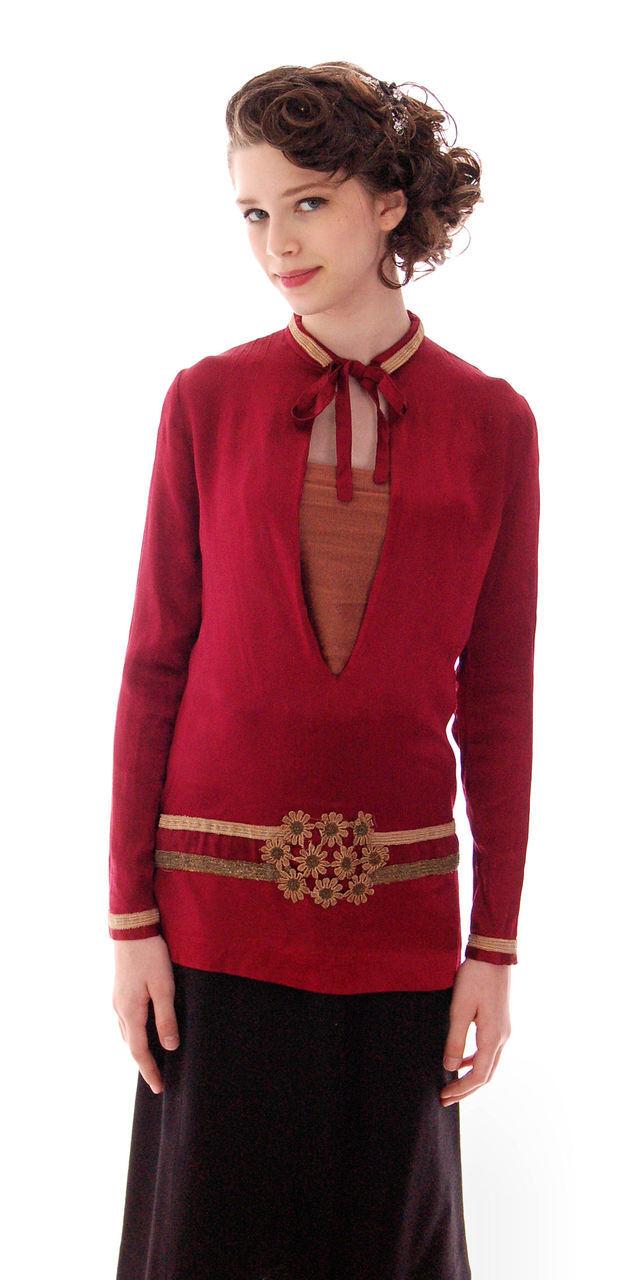 Downton Abbey inspired vintage fashion