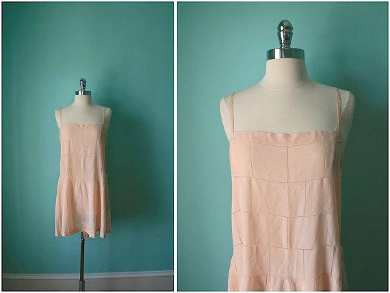 Vintage 1920s chemise