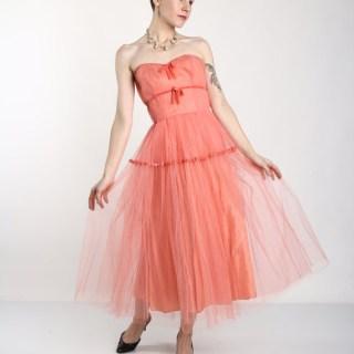 50 vintage party dresses