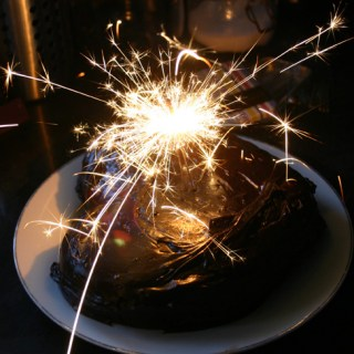 Vintage Baking: Brooklyn Blackout Cake