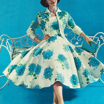 How To Get a 1950s Silhouette