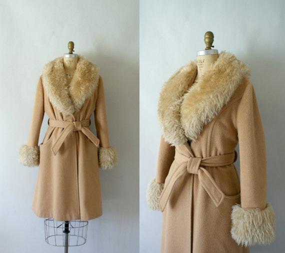 1970s Vintage Coat