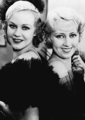 Ginger Rogers and Joan Blondell