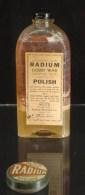 Radium Liquid Wax Floor Polish and Boot Polish