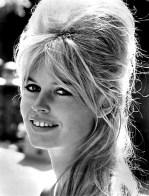 1960s makeup Brigitte Bardot