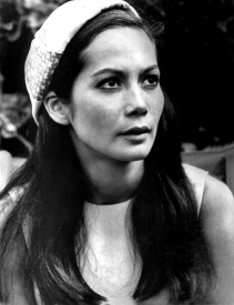 Nancy Kwan in the 1966 film Arrivederci, Baby!