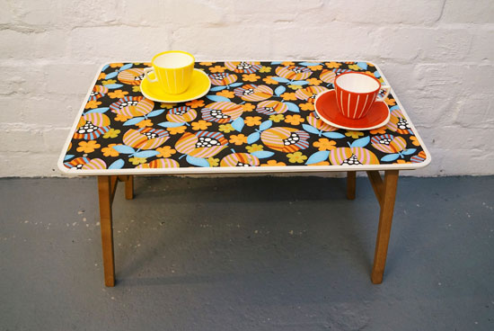 1960s' folding camping table