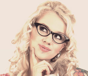Win a Gorgeous Pair of Vintage Glasses
