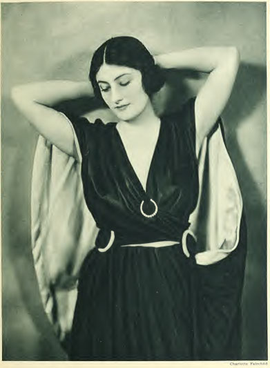 Silent Movie actress Roberta Arnold