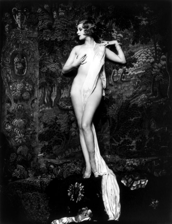 Ziegfeld girls nudes what? And