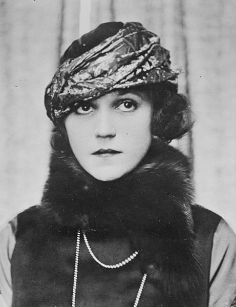 Silent Screen Icons: Alice Brady
