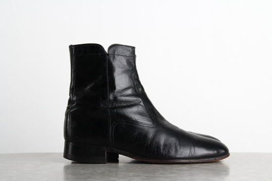 1960s Leather FLORSHEIM Boots