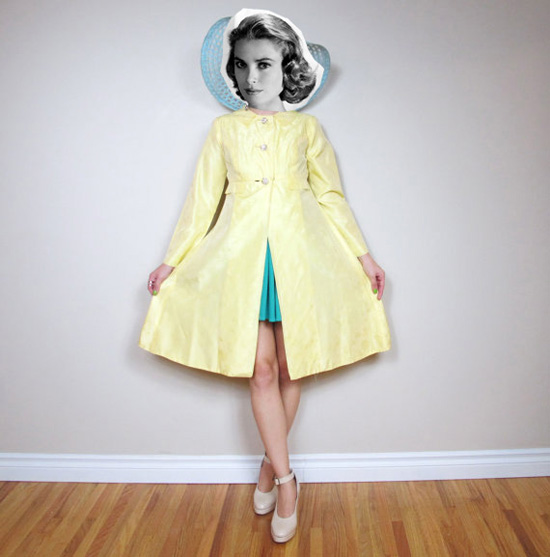 Dressing Grace Kelly: A Vintage Fashion Challenge