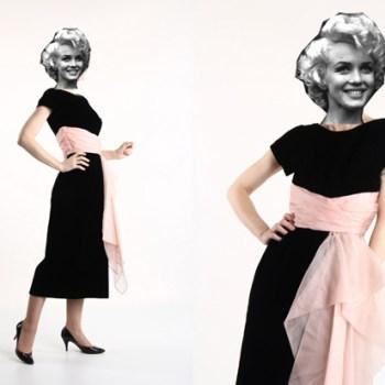 Vintage Paper Dolls: Marilyn Monroe