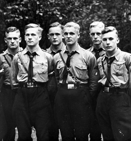 Hitler Youth uniforms