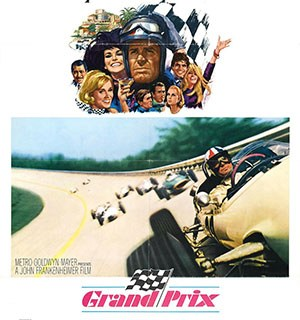 Movie Monday: Grand Prix (1966)