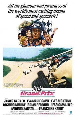 Grand Prix movie 1966