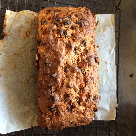 Everyday Healthy Tea Bread