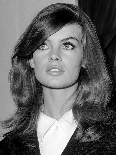 1960s Models: Jean Shrimpton