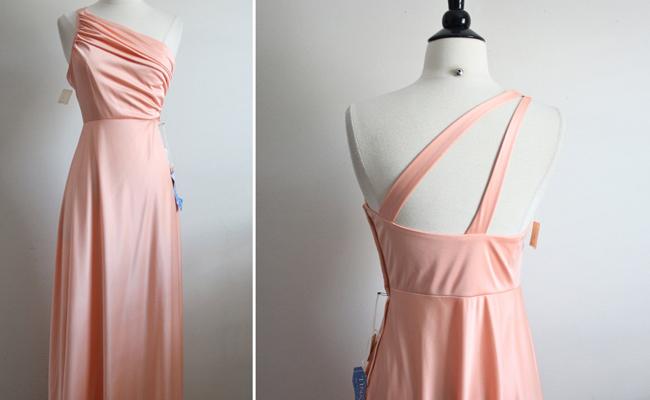 1970 Pink Maxi Dress