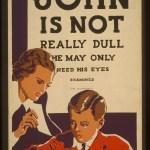 Vintage Public Heath Poster