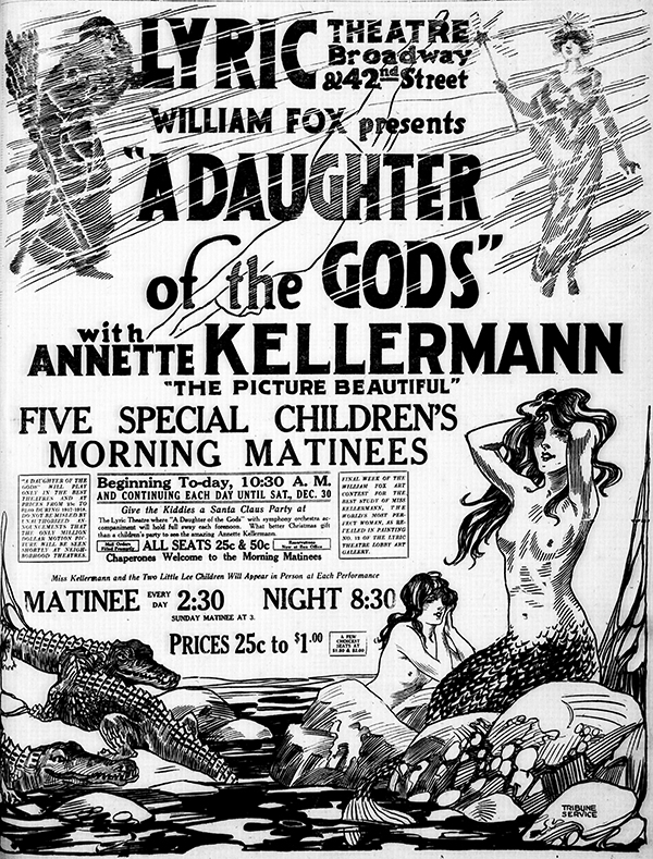 A Daughter of the Gods 1916