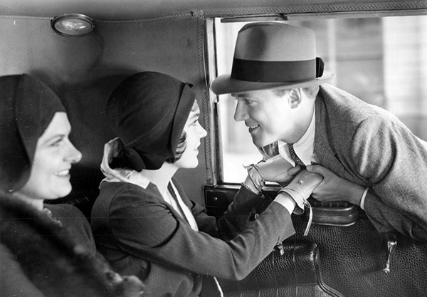 Mary_Forbes_Maureen_O'Sullivan_Frank_Albertson_So_This_Is_London_1930