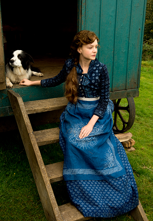 Carey Mulligan as Bathsheba in Far From the Madding Crowd
