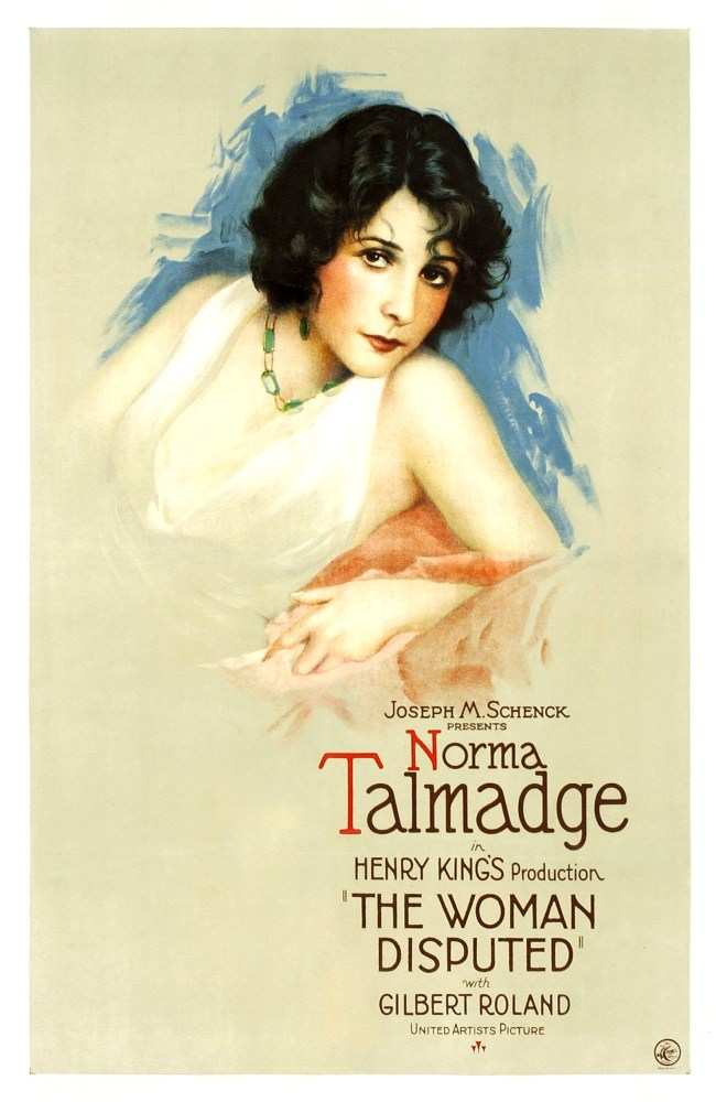 Norma Talmadge The Woman Disputed