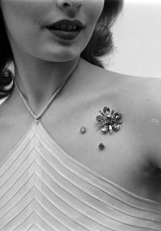 Bizarre 1950s Body Jewelry