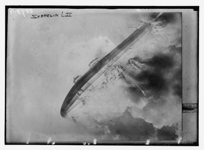 Zeppelin disaster