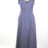 1970 Cotton Maxi Dress