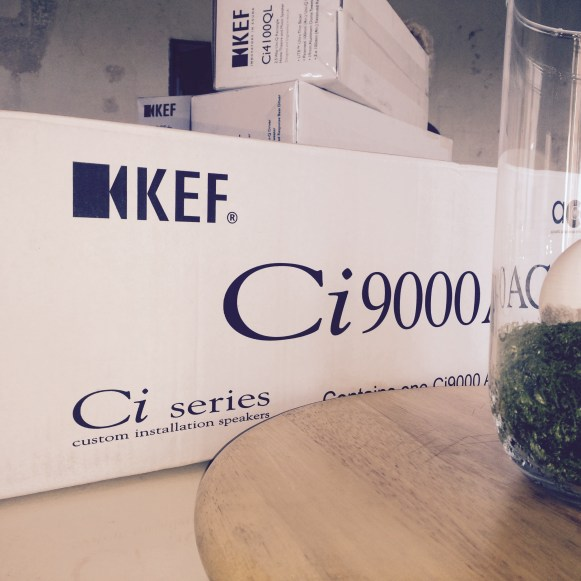 KEF Ci Serie