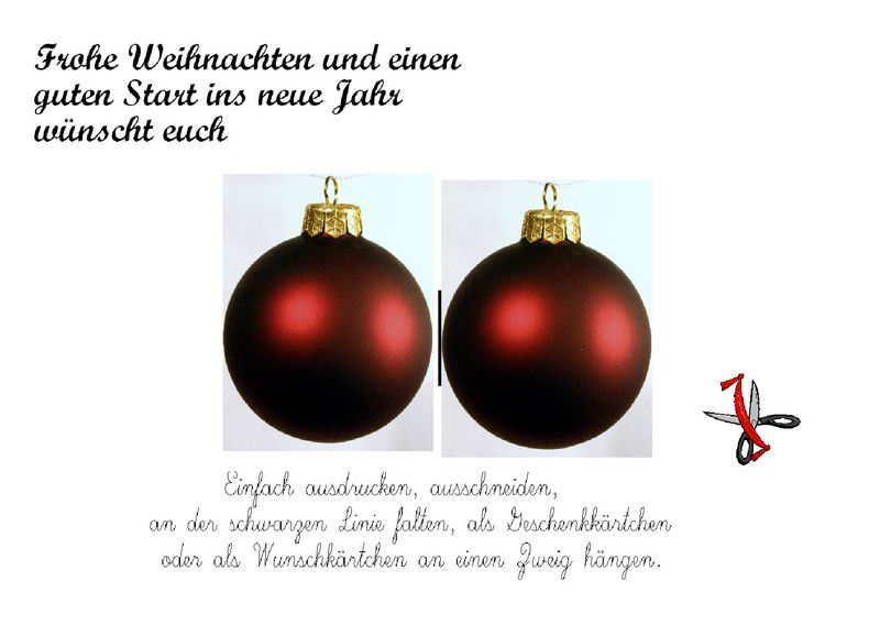 Bastelideen zum advent weihnachten - Bastelideen advent ...