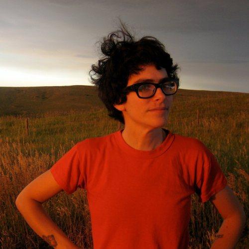 Author Sara Jaffe