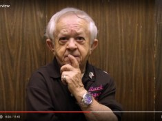 Felix Silla at the All Night Flea Market