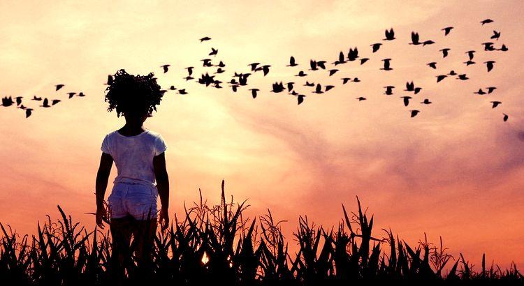 Wer noch nie am Abgrund stand, dem werden auch keine Flügel wachsen. - Sorban